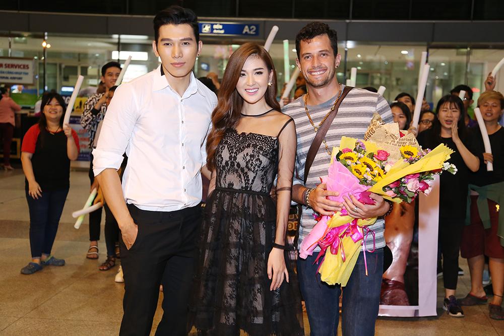 Ngọc Loan The Face khiến nam vương hoàn cầu bất ngờ vì phụ nữ Việt 6