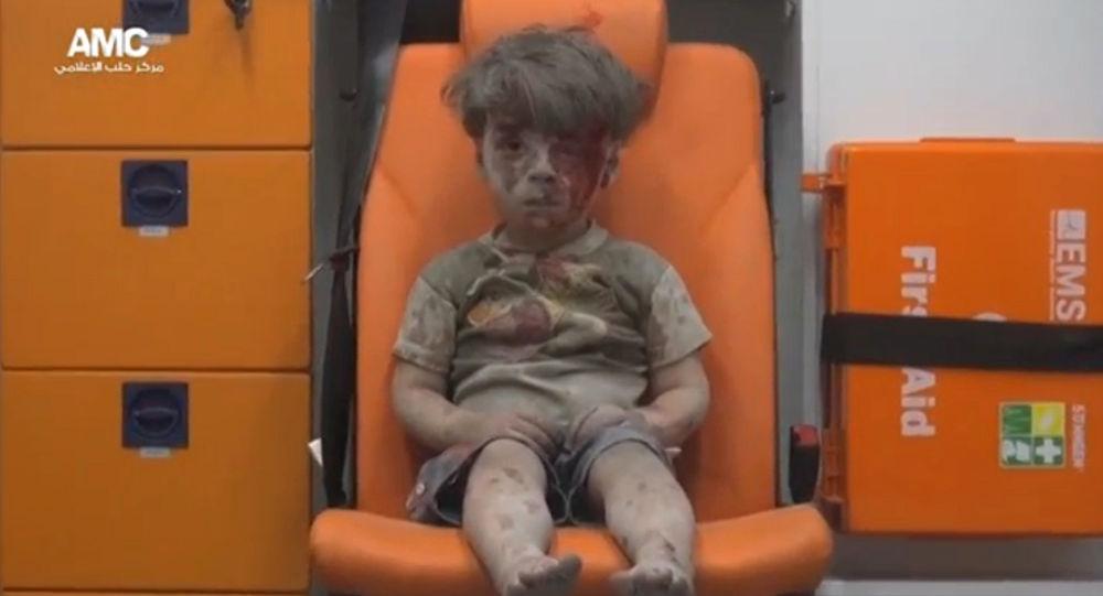 Bộ Quốc phòng Nga: Báo chí phương Tây vô liêm sỉ trước thảm kịch trẻ em Syria 1