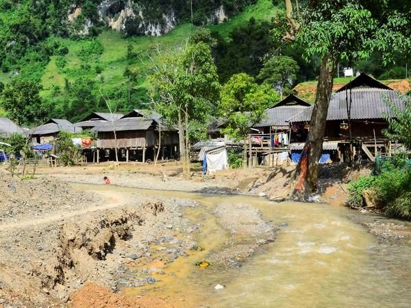 Cảnh báo lũ khẩn trên sông Thao, tin lũ và sạt lở ở Bắc Bộ, Thanh Hóa 1