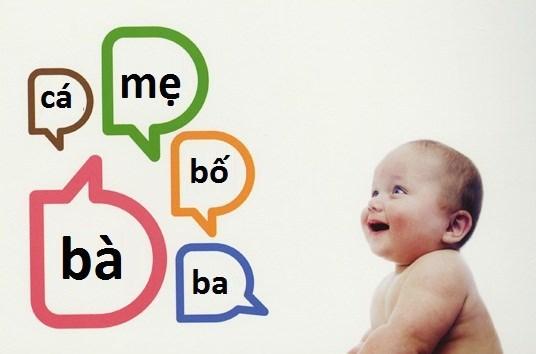 7 cách đơn giản giúp trẻ nhanh biết nói 1