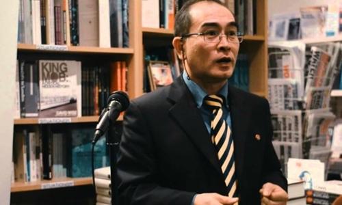 Triều Tiên tố Phó đại sứ tại Anh đào tẩu