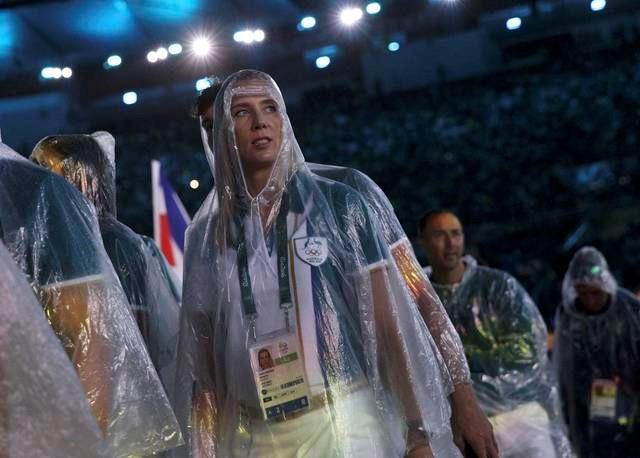 Lễ bế mạc Olympic Rio 2016: VĐV đội mưa, cuồng nhiệt với vũ điệu samba 4