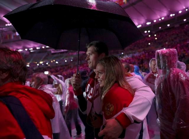 Những hình ảnh ấn tượng tại lễ bế mạc Olympic 2016 4