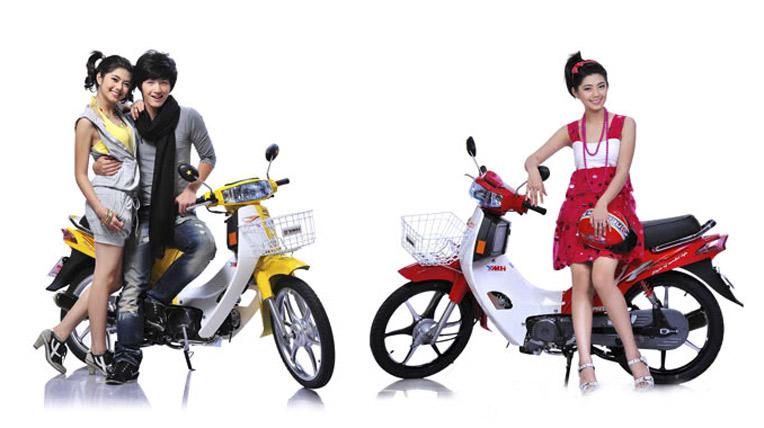 5 xe máy 50cc giá 15 triệu đồng cho học sinh 4