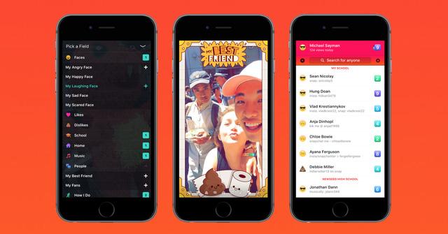 Ứng dụng kì lạ Lifestage mà Facebook vừa ra mắt dành riêng cho tuổi teen 1
