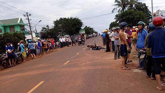Tai nạn giao thông thảm khốc, 6 người thương vong 1