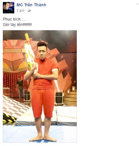 Facebook sao Việt: Thanh Hằng đẹp tựa thiên thần, Lý Hải đảm đang chăm sóc con 11