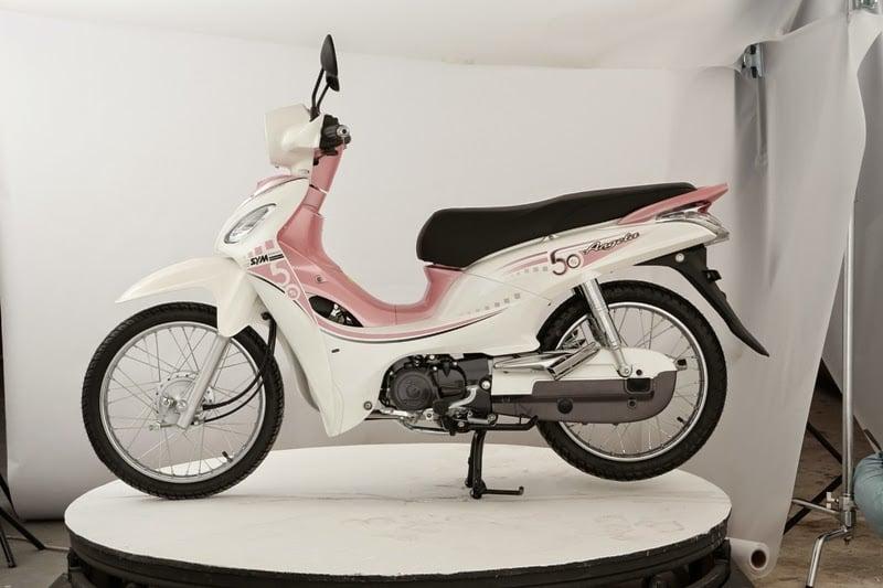 5 xe máy 50cc giá 15 triệu đồng cho học sinh 2