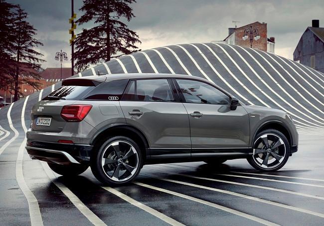 Hình ảnh đầu tiên về bản đặc biệt Audi Q2 Edition #1 1