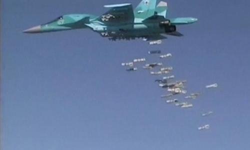 Iran bất ngờ dừng cho Nga sử dụng căn cứ không quân 1