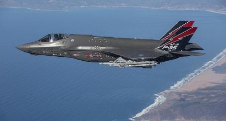 Mỹ đưa 16 chiến đấu cơ tàng hình F-35 tới Nhật Bản 1