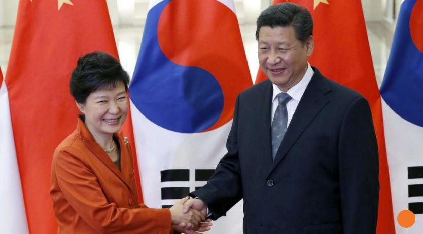 Thời kỳ mặn nồng Trung - Hàn đã kết thúc 6