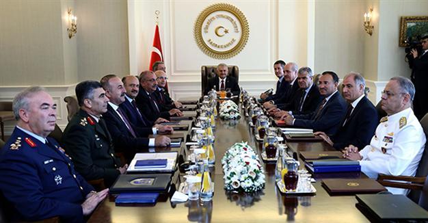 Thổ Nhĩ Kỳ đồng loạt cách chức 586 đại tá 1