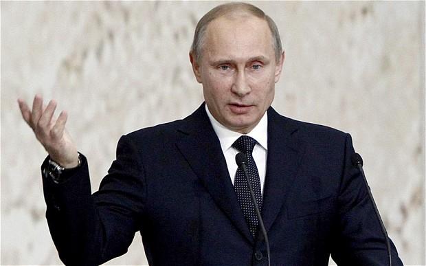 Putin sẽ sang Thổ Nhĩ Kỳ xem bóng đá 1