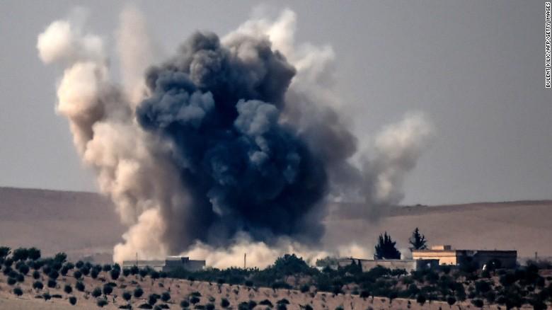 Tại sao đến giờ Thổ Nhĩ Kỳ mới ồ ạt đưa quân đi đánh IS? 1