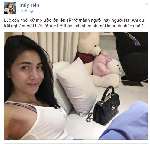 Facebook sao Việt: Ly Kute và con trai bất ngờ lộ diện sau thời gian dài vắng bóng 17