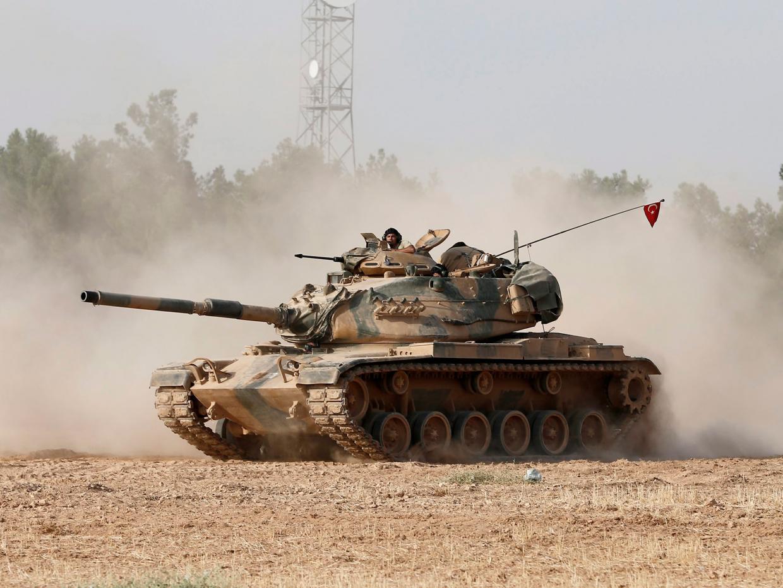 Xâm nhập Syria, Thổ Nhĩ Kỳ sẽ khám phá được gì? 1