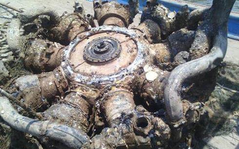 Ngư dân Nghệ An vớt được vật thể lạ nặng 2 tấn 1