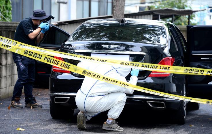 Phó chủ tịch tập đoàn Lotte chết, nghi tự tử trước giờ bị điều tra 2