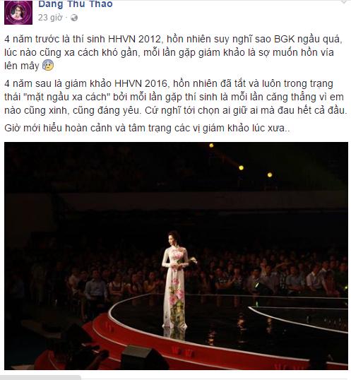 Facebook sao Việt: Hồ Ngọc Hà cao tay đáp trả đả kích vợ đại gia Kim Cương 4
