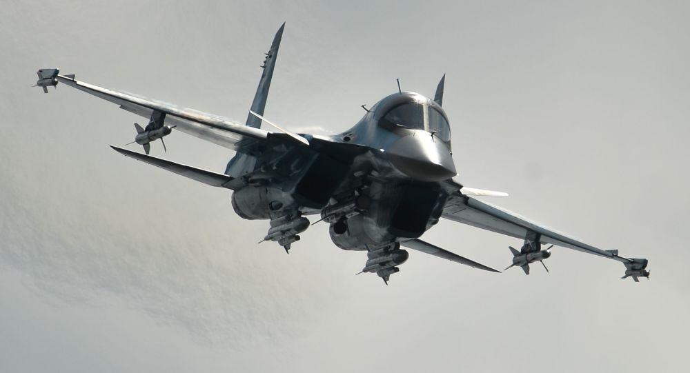 Nga điều động các cường kích Su-34 đến Crimea  1