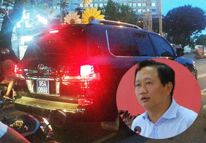 Ông Trịnh Xuân Thanh không có mặt ở Hậu Giang hơn một tháng nay 2