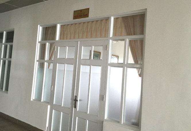 Ông Trịnh Xuân Thanh không có mặt ở Hậu Giang hơn một tháng nay 1
