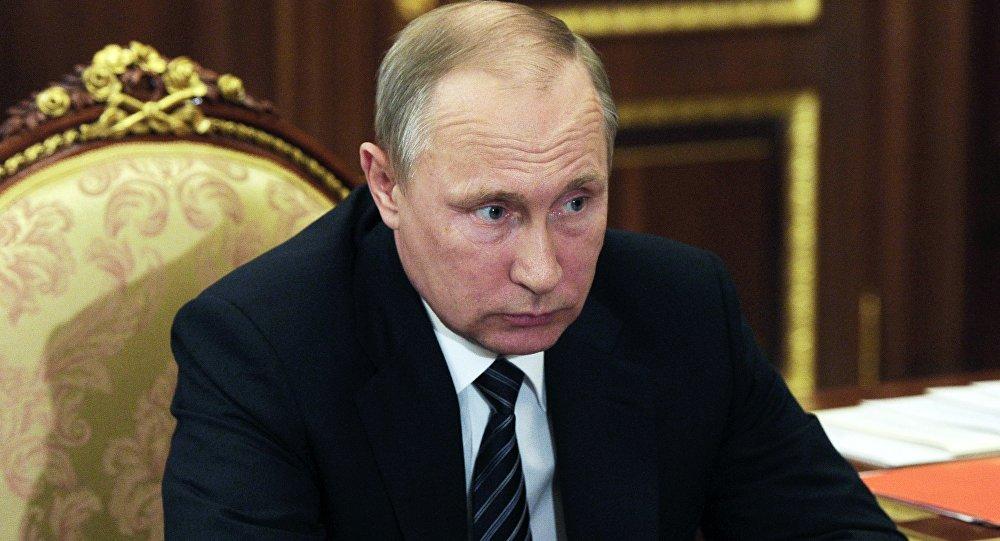 Putin lại sa thải 8 tướng lĩnh hàng đầu 1