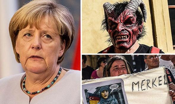 Thủ tướng Đức thoát ám sát tại Séc 2