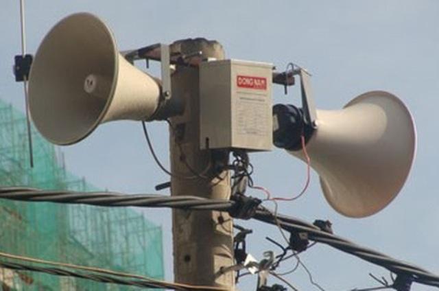 Đài Truyền thanh ở Hội An bị chèn sóng Trung Quốc 1