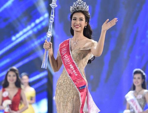 Giải trí - Đỗ Mỹ Linh đăng quang ngôi vị Hoa hậu Việt Nam 2016