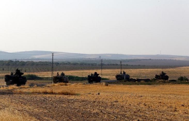 Thổ Nhĩ Kỳ tiến sâu vào lãnh thổ Syria, giết 35 người 1