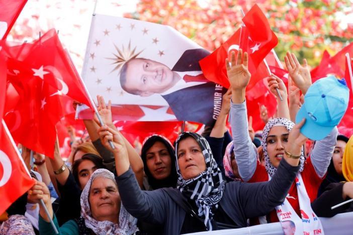 Thổ Nhĩ Kỳ tiến sâu vào lãnh thổ Syria, giết 35 người 7