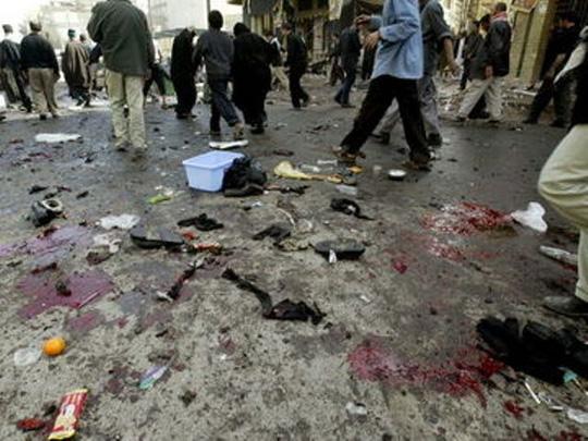 15 người thiệt mạng do bị đánh bom khi tham gia đám cưới 1