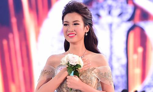 Hoa hậu Mỹ Linh trần tình về nghi án làm răng 1