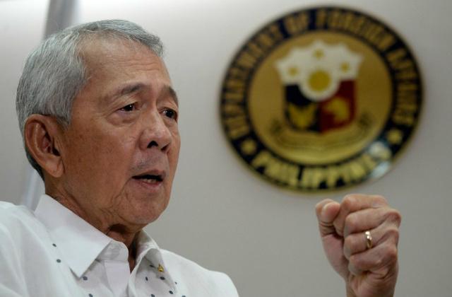 Philippines nói Trung Quốc phải thừa nhận luật pháp ở biển Đông 1
