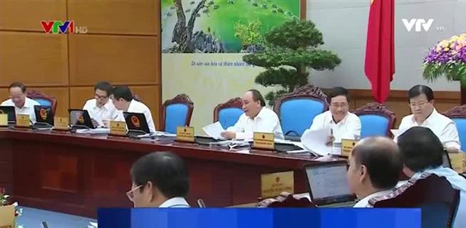Thủ tướng Nguyễn Xuân Phúc yêu cầu bãi bỏ Điều 292 Bộ luật Hình sự 1