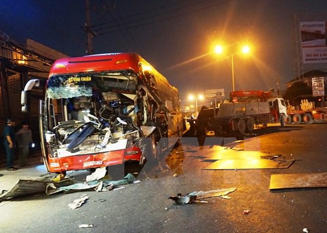 Gần 20 người thương vong do tai nạn giao thông trong ngày 2/9 1