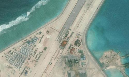 Obama: Sẽ cho Trung Quốc thấy hậu quả nếu tiếp tục gây hấn ở Biển Đông 3