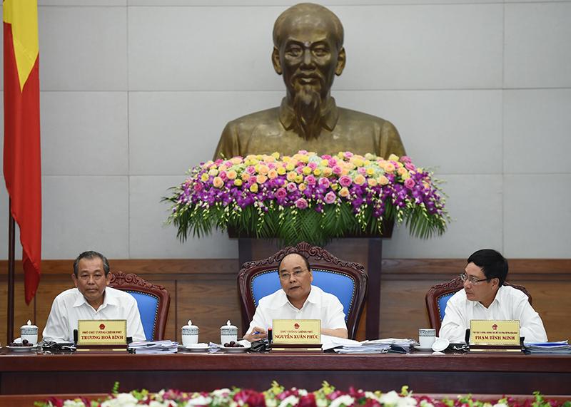 Thủ tướng: Đã đến lúc nhân dân muốn nhìn thấy kết quả cụ thể 3