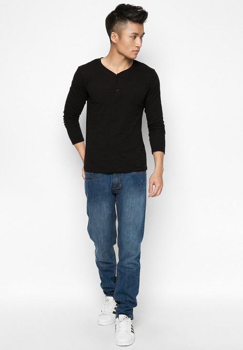 Hình ảnh Những mẫu quần Jean nam đẹp và cách mix Match cho phái mạnh số 2