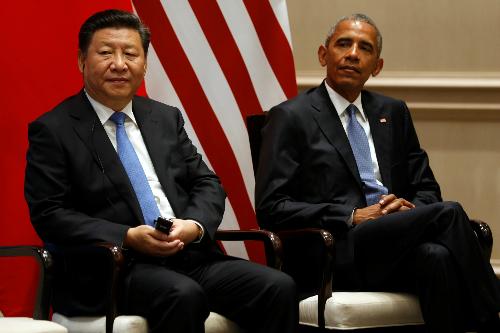 Quan chức Mỹ - Trung lại tiếp tục to tiếng ở G-20 1