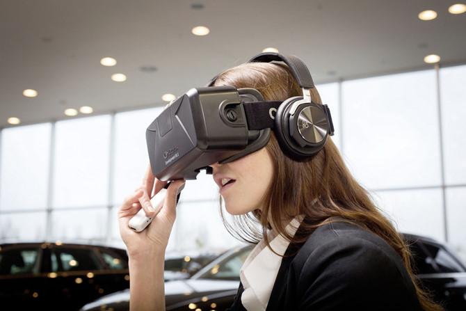 Audi sẽ cho khách hàng xem xe bằng kính thực tế ảo 1