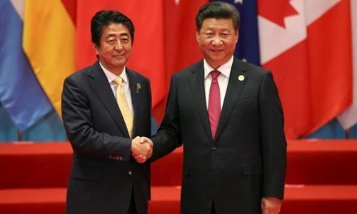 Tập Cận Bình nhắc Nhật Bản 'giữ mồm giữ miệng' về vấn đề Biển Đông 1