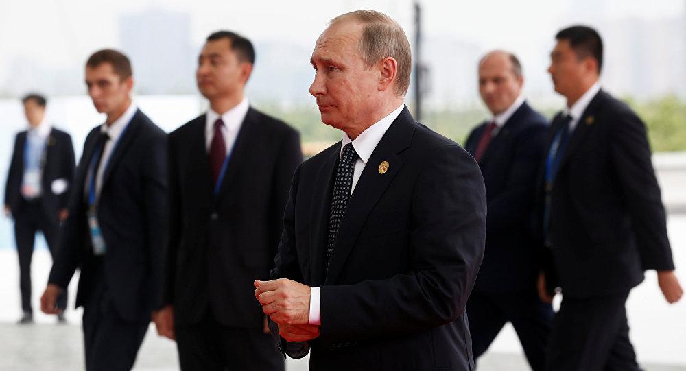 Tổng thống Putin tiết lộ về công việc của 2 con gái 1
