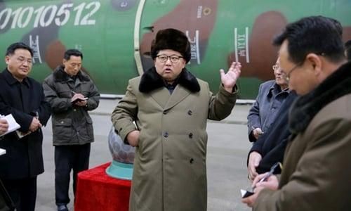 Obama cảnh báo Triều Tiên gánh