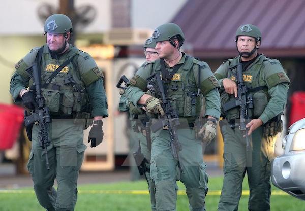Mỹ chi gần 4.000 tỷ USD cho an ninh nội địa sau vụ khủng bố 11/9 1