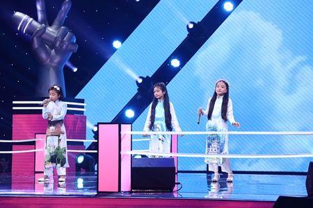 Giọng hát Việt nhí tập 3 vòng đối đầu: Giám khảo đau đầu khi phải loại thí sinh 1