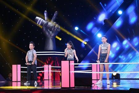 Giọng hát Việt nhí tập 3 vòng đối đầu: Giám khảo đau đầu khi phải loại thí sinh 2