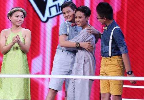 Giọng hát Việt nhí tập 3 vòng đối đầu: Giám khảo đau đầu khi phải loại thí sinh 6